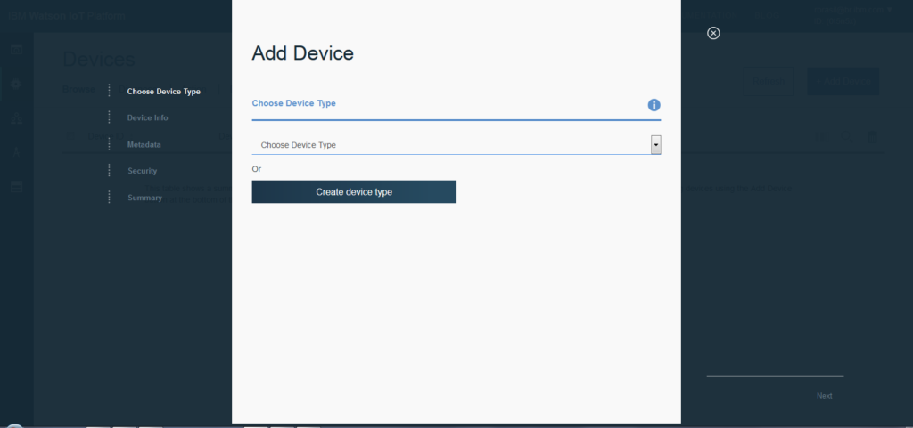 Add a device