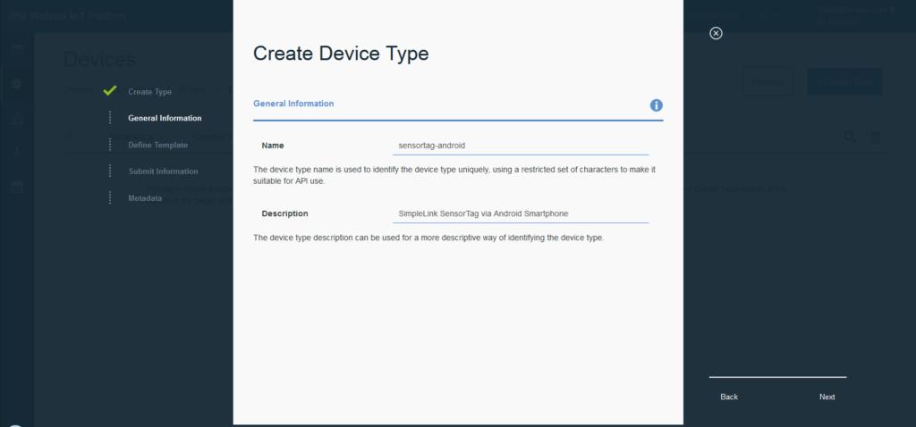 New device type